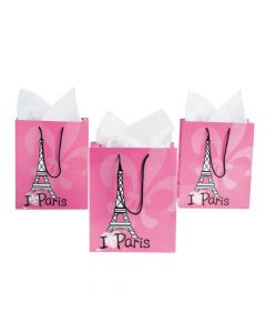 Medium Perfectly Paris Gift Bags