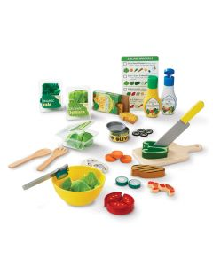 Melissa and Doug - Slice and Toss Salad Set