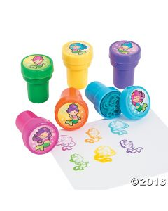Mermaid Stampers