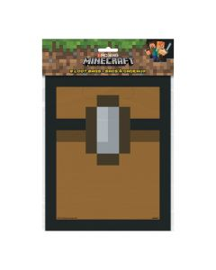 Minecraft Goody Bags