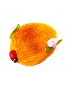 Mini Basket Nest Orange