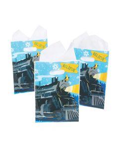 Mini Christmas Train Goody Bags