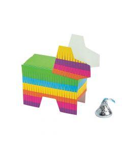 Mini Donkey Piñata Treat Boxes