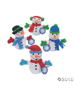 Mini Exchange Plush Snowmen