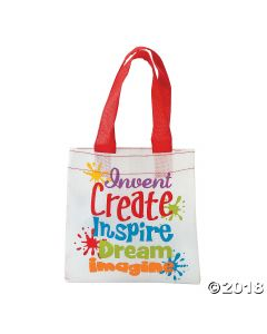 Mini Little Artist Tote Bags