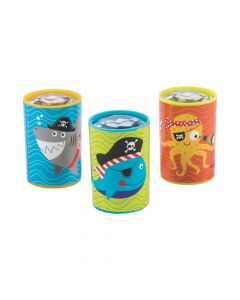 Mini Pirate Animal Prisms