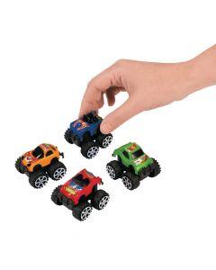 Mini Pullback Trucks