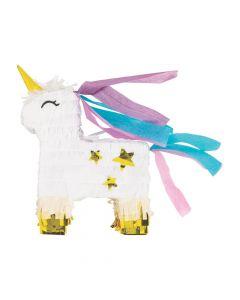 Mini Unicorn Piñatas