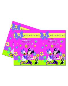 Minnie Happy Helpers Plastic Tablecover
