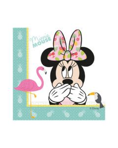Minnie Tropical Two-ply Paper Napkin
