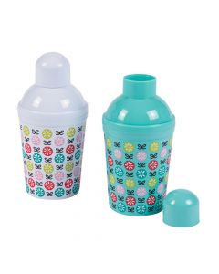 Mod and Merry Cocktail Shakers