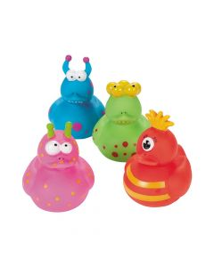 Monster Rubber Duckies