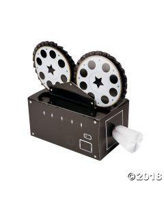 Movie Night Centerpiece