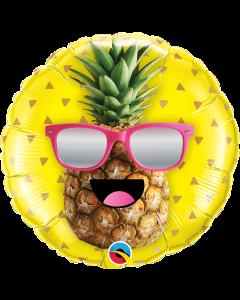 MR Cool Pineapple Foil Balloon