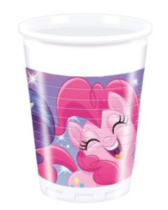 My Little Pony and Friends Plastic Cups
