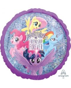 My Little Pony Friendship Adventure Holographic Balloon