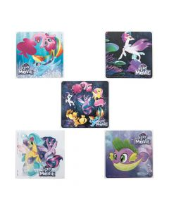 My Little Pony the Movie Stickers