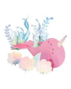 Narwhal Party Large Centerpiece Kit