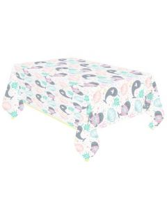Narwhal Plastic Tablecover