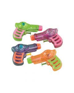 Neon Grip Squirt Guns