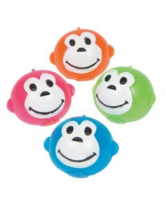 Neon Monkey Splat Balls