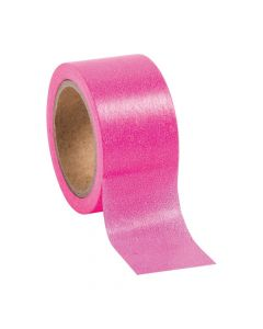 Neon Pink Glow Tape