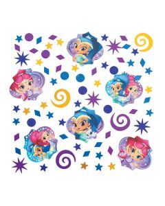 Nickelodeon Shimmer and Shine Confetti