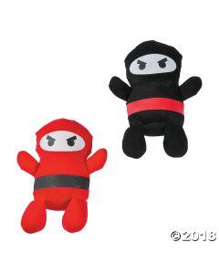 Ninja Plush Characters