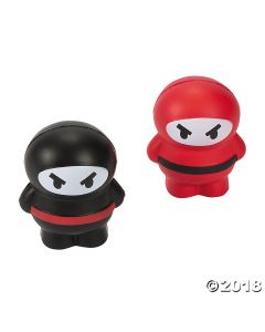 Ninja Stress Toys