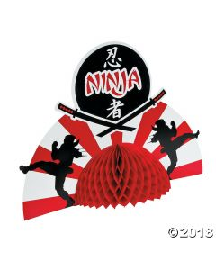 Ninja Warriors Centrepiece