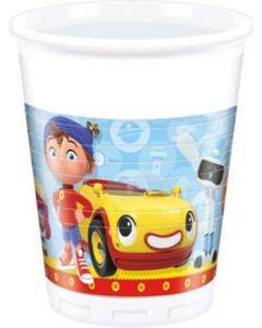 Noddy Plastic Cups