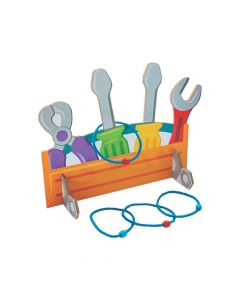 Nuts and Bolts Tool Ring Toss Game