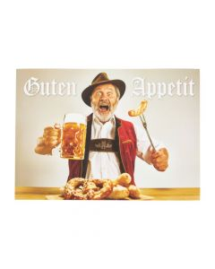 Oktoberfest Cardstock Placemats