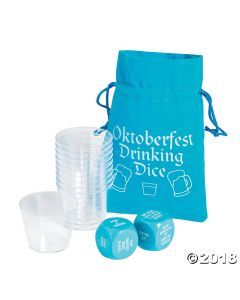 Oktoberfest Drinking Dice Game