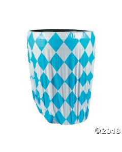 Oktoberfest Plastic Trash Can Cover