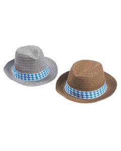 Oktoberfest Woven Hats