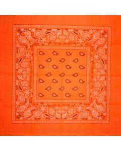 Orange Neon Bandana