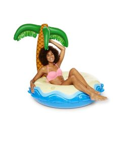 Palm Tree Inflatable Pool Float