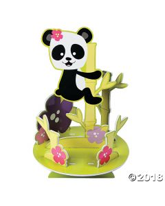 Panda Party Centerpiece