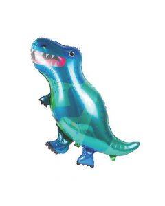 Party Dinosaur T-Rex Mylar Balloon