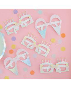 Pastel Party - Birthday Fun Glasses