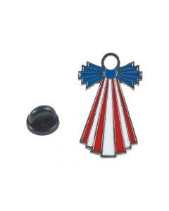 Patriotic Angel Pins