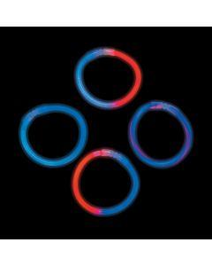 Patriotic Mix Glow Bracelets