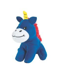 Patriotic Stuffed Unicorns