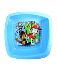 Paw Patrol Canine Rescue Square Shaped Bowl