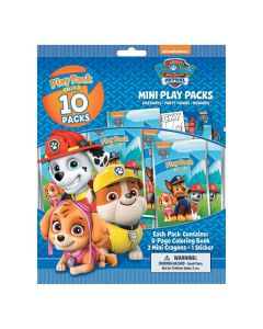 Paw Patrol Mini Stationery Play Packs
