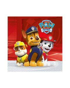 Paw Patrol Ready For Action Napkins