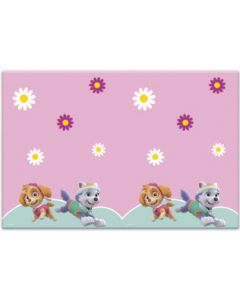 Paw Patrol Skye & Everest Plastic Tablecover