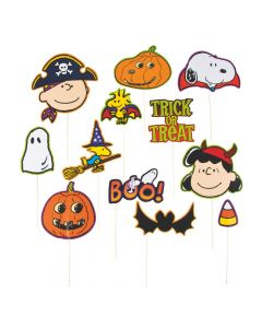 Peanuts Halloween Photo Props