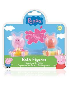 Peppa Pig Bath Figurines Blister 2